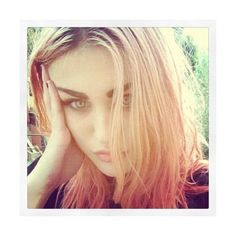 Tumblr ❤ liked on Polyvore featuring frances bean cobain and people