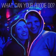 Create an Electric #Heart with your #ElectricMVMT hoodies   What can your #hoodie do? http://www.electricmvmt.com/