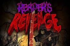 Reaper's Revenge haunted attraction in Montdale, PA. In a word, awesome. They have a hayride that leads you up a mountain, then you get out and go through the Lost Carnival, then you go back on the hayride down the mountain, then you go through their Pitch Black walk-through. $25 for all three and totally worth it.