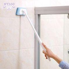 Sponge Long Handle Brush Bathroom Cleaning Brush Bathroom Bath Brush T Bathroom Cleaning Bathroom Bath Bath Brushes