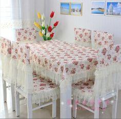 ücretsiz kargo, moda nakış dantel masa örtüleri, romantik muhteşem kahve rengi, döşeme, kaplamaları(China (Mainland))