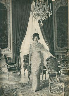 Vogue, November 1960, Stavros-Niarchos town house