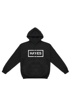 Hayes Grier Hooded Sweatshirt- I want this so bad!