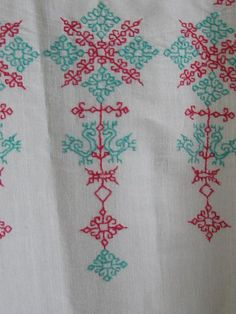 kasuti embroidery - Google Search