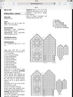 Selbuvott- oppskrift (Fransk landstil) Knitted Mittens Pattern, Knit Mittens, Mitten Gloves, Knitting Patterns, Knitting Ideas, Norwegian Knitting, Pixel Pattern, Drops Design, Stuff To Do