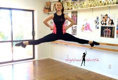 MORGAN BAMFORD 7 TIMES WORLD CHAMPION Highland Dancer is now a Highland Hustle Instructor!
