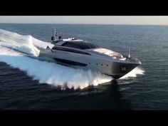 Luxury Yacht - Riva 122' Mythos
