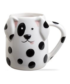 tag Spotted Dog Mug | zulily
