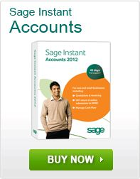 Sage Instant Accounts from SSS
