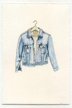 Denim trending - the oversized jacket #lifeisbetterindenim