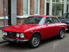 Alfa Romeo 2000 GTV 1973   nr3617