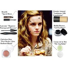 Hermione's Make up!