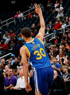 Stephen Curry never ceased to amaze us with how well he shot the ball, especially from the three.