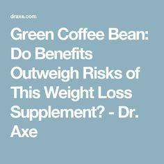 Green Coffee Bean: Do Benefits Outweigh Risks of This Weight Loss Supplement? - Dr. Axe