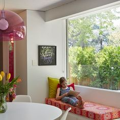 This 1973 Eichler home needed updating and remodeling. The family decided on a complete interior remodel and redesign, a real makeover. A wine room in the garage was modified to add a powder room