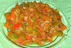 Capsicum Tomato Curry    Know more:  http://hyderabadcateringservices.com