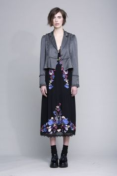 See the complete Nanette Lepore Pre-Fall 2016 collection.