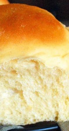 Amish Potato Rolls Recipe ~ Dense, moist and amazing