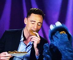 Best clip of the day: Loki torments the Cookie Monster with a cookie
