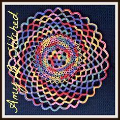 Free Crochet Doily Patterns, Crochet Motif, Crochet Doilies, Free Pattern, Crochet Coaster, Tatting Patterns, Thread Crochet, Filet Crochet, Crochet Dreamcatcher