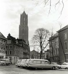 Utrecht, Rotterdam, History Images, City Landscape, Old Pictures, Netherlands, Holland, The Good Place, Dutch