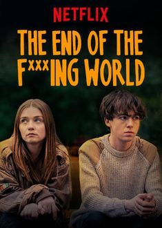 "Assista a ""The End of the F***ing World"" na Netflix"