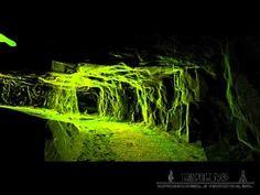 3D Laser Scanning - Underground Mine Mapping - YouTube