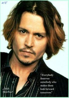 Everyone has the right to have his own style and who does it better than Johnny Depp?