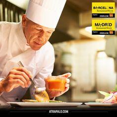 La alta gastronomía a precios asequibles con la Restaurant Week de Atrapalo en Barcelona y Madrid