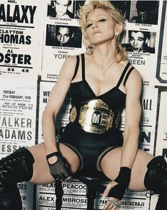 Madonna Sticky & Sweet Tourbook 2008