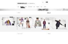 Armadillo 2011 by José Lenine, via Behance