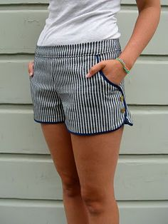 From: all dressed up and nowhere to go     I would actually wear these shorts!