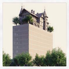 L'#incroyable #projet d'#hôtel de Philippe #starck à #Metz