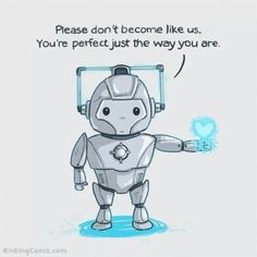 Prefect the way you are...