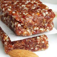 various paleo snacks
