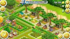 Hay Day App, Hayday Farm Design, Farm Layout, Game Design, Simple Designs, Decoration, New Homes, Blog, Crafts