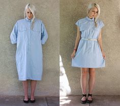 Refashion Co-op: Chambray Revision