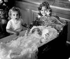 Prince Carl Philip, Crown Princess Victoria, Princess Madeleine