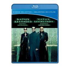 The Matrix Reloaded / Matrix Revolutions // Matrice rechargée / Matrice révolutions Biligual Blu-ray: Amazon.ca: DVD