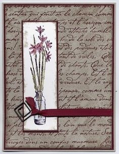 sahara flowers by emilymomto3boys - Cards and Paper Crafts at Splitcoaststampers