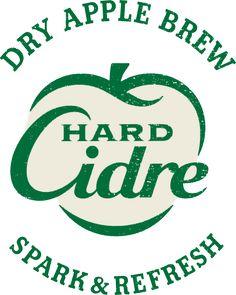 DRY APPLE BREW SPARK & REFRESH - HARD CIDRE