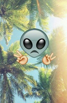 Yolo Aliens Hipster Walpaper iPhone