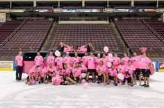 Hershey Bears Pink the Rink