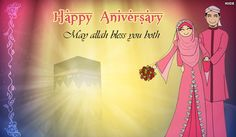 Islamic Anniversary Wishes for Couples Islamic Anniversary Quotes Anniversary Wishes For Husband, Wedding Anniversary Wishes, Anniversary Quotes, Wedding Wishes, Happy Aniversary, Wedding Aniversary, Islamic Images, Islamic Quotes, Happy Birthday Wishes Quotes