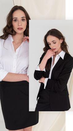 Biała koszula musi się znaleźć w Twojej szafie. Stwarza ona wiele możliwości i staje się bazą dla licznych stylizacji. Biała koszula to podstawa szafy kapsułowej. #moretimetimelessstyle #szafakapsułowa #garderobakapsułowa #classicstyle #classicoutfit #białakoszula #damskakoszula #whiteshirt #MonikaKaminska