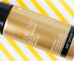Paula's Choice Sun 365 Self-Tanning Foam - love it!
