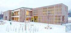 Lustigkulla Førskole | Sverige| Arkitema Architects | Arkitema Architects