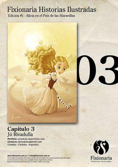 Alicia en el País de las Maravillas   Jó Rivadulla -- www.fixionaria.com.ar