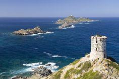 Ajaccio, îles-sanguinaires, Corse