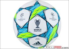 adidas 2012 Champions League Finale Munich Match Soccer Ball...$134.99